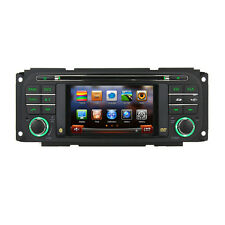 US Autoradio DVD GPS Satnav Stereo For Jeep Grand Cherokee Chrysler 300c Dodge