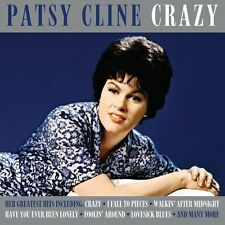 Patsy Cline Crazy 2-CD NEW SEALED Country I Fall To Pieces/Foolin' Around+