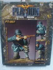 PEGASO MODELS - PLATOON PT-006 G.I.s ADVANCING No. 2 EUROPE 1944-45 - RESIN