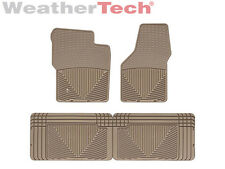 WeatherTech® All-Weather Floor Mats - Ford Super Duty Ext. Cab - 1999-2007 - Tan