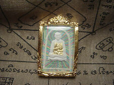 Phra Lp. Pae Wat Pikulthong Thai amulet Pendent