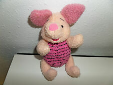 Disney Piglet Talking Singing 1998 Mattel Plush Works Doll Winnie the Pooh Xlnt!