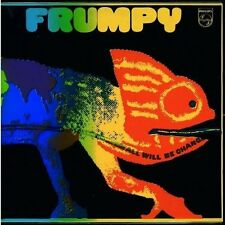 FRUMPY  All will be changed  CD