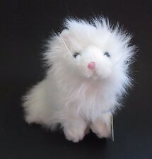 WB5 Persian cat kitty WEBKINZ PLUSH new code stuffed animal ganz