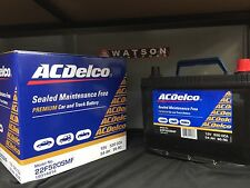 Acdelco Battery Holden Commodore  VT VX VY VZ. 30 Month Warranty* Others Avail