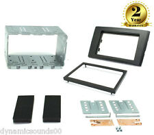 CT23VL03 Car Stereo Double Din Facia Fascia Fitting Kit For Volvo XC90 2006-2014