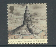Lord of the Rings-Orthanc mnh -Great britain(2434)-Tolkien - Art