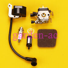 Carburateur bobine d'allumage pour STIHL FC55 FS38 FS45 FS55 HL45 HS45 KM55