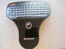 Lenovo N5901 Wireless Keyboard/Trackball mouse(battery cover needs tape)NO DANGL