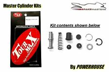 Suzuki GT380 K front brake master cylinder seal repair kit 1973