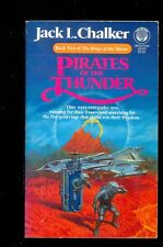 Jack L. CHALKER Pirates of the Thunder, Del Rey 1987 1st edition