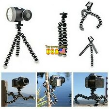 Mini Flexible Tripod Bubble Octopus Stand Gorilla Pod Gopro Camera / SLR / DV
