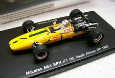 1968 McLaren M5A BRM, No.1, South African GP Denny Hulme by Spark  S3123