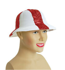 ST GEORGE SAFARI/PITH ENGLAND HELMET FANCY DRESS ADULT ACCESSORY