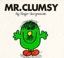 "Hargreaves, Roger Mr. Clumsy (Mr. Men Library) ""AS NEW"" Book"