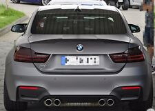 Carbon Fiber Trunk Spoiler for BMW M4 F82 Coupe  2015 2016 2017