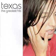 Texas - Greatest Hits (2001) CD Album