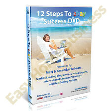 Sell Online & Make Money Work From Home Job & Business Ideas eBay Business DVD