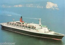 QUEEN ELIZABETH 2 - Isle of Wight - POSTCARD - QE2 - New Unposted - Cunard