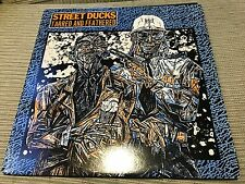 "STREET DUCKS  TARRED AND FEATHERED 12"" LP ABR 88 BELGIAN SYNTH WAVE EXPERIMENTAL"