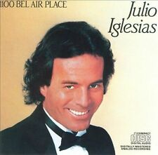 1100 Bel Air Place by Julio Iglesias (CD, Aug-2006, BMG (distributor))