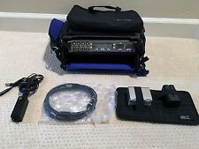Sound Devices 788T, turn-key, ambient-3D recording setup