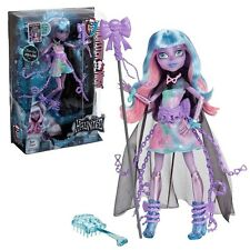 MONSTER HIGH Puppe - Verspukt Geisterschülerin River Styxx