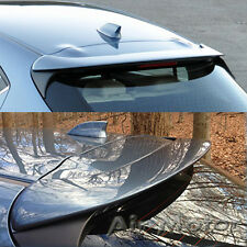 Painted Mazda 3 5DR Hatchback OE Tail Rear Roof Trunk Spoiler Wing Color Choose
