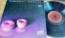 CANNONBALL ADDERLEY  **    Masters Of Jazz  **   GERMAN CAPITOL LP