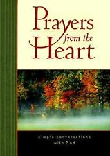 Prayers from the Heart : Simple Conversations with God by Honor Books...
