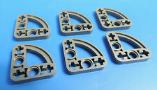 LEGO technic Nr- 6093835 / 3x3 Connettore piatto L-angolo con Archi / 6 Pezzi