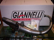 MARMITTA GIANNELLI EXTRA V2 MBK BOOSTER NG YAMAHA BW'S MINARELLI VERTICALE 50 2T