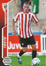 N°031 YESTE # ATHLETIC BILBAO TRADING CARD PANINI MEGACRACKS LIGA 2006