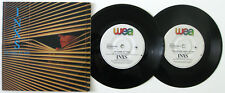 """INXS - TO LOOK AT YOU / THE SAX THING - 2 X 7"""" 45 VINYL RECORD GATEFOLD SLV 1983"""