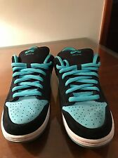 Nike Dunk Low Pro SB Clear Jade Size 10.5 304292-030 NICE