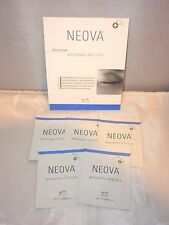 NEOVA REFINING EYE LIFT LOT OF 5 FOIL PACKETS  NEW