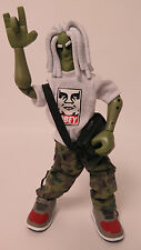 "2004 OBEY Ecko Figure Type 2 Citizen Urban Icon TYPE 2 10"" Designer Propaganda"