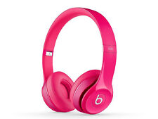 Beats by Dr Dre solo 2 casque rose d'occasion