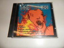 CD Louder Than Words di Helicon e Burning testa