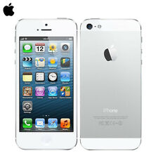 "Original Unlocked Apple iPhone 5  (16GB )4.0"" SmartPhone - iOS  Silver"