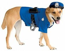 NEW Big Dogs Police Dog Costume XX Large FREE SHIPPING