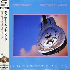 DIRE STRAITS - Brothers In Arms - Japan Jewel Case SHM CD - UICY-25011