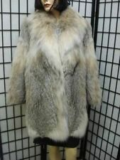 BRAND NEW MONTANA LYNX FUR COAT JACKET WOMEN