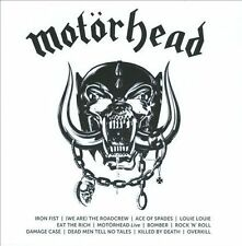 MOTORHEAD - ICON - BEST OF CD!  LEMMY!  ACE OF SPADES!