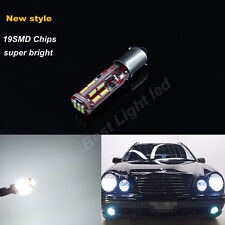 2x BAX9S H6W  LED Parking Light Mercedes W210 E420 E Klasse W208 W210 W215