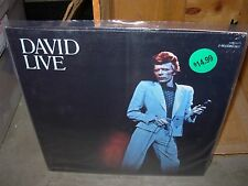 DAVID BOWIE live at tower philadelphia ( rock ) rca 2-0771 2lp - SEALED NEW -