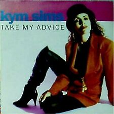 "KYM SIMS 'TAKE MY ADVICE' UK PICTURE SLEEVE 7"" SINGLE"