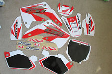 TEAM HONDA  WORLD GRAPHICS & BACKGROUNDS  HONDA CR85R   CR85