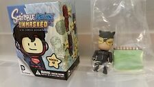 new 2014 Scribblenauts Unmasked series 4 Catwoman mini figure DC Collectibles