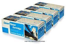 Full Set Toners for HP Q6000 Q6001 Q6002 Q6003A Non OEM HP124 Price Includes VAT